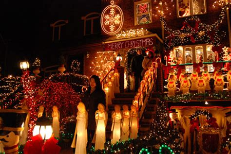 when does christmas start in new york time laps lights and decorations in new york ci thinglink