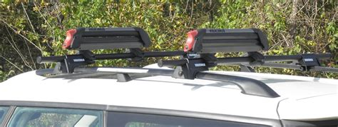 ski rack subaru 2016 subaru outback wagon yakima powderhound roof mounted