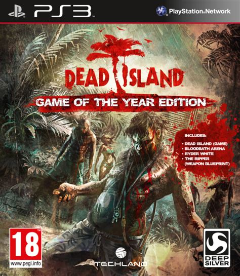 Bd Ps 3 Dead Island dead island of the year edition ps3 zavvi