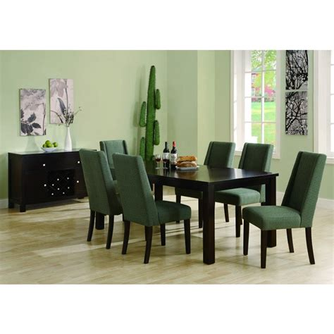 teal color dining room chairs monarch teal green dining chair comedores