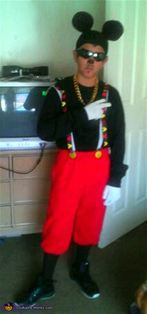 gangster mickey mouse costume diy costumes