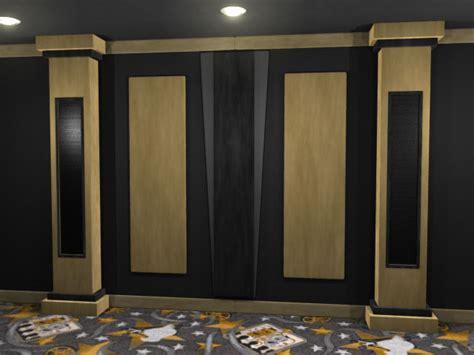 home columns audio home theater column