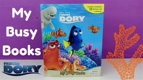 Finding Dory Busy Book my busy books finding dory