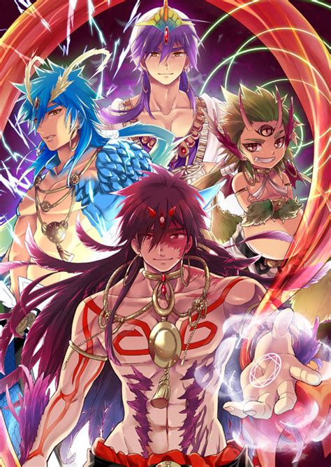magi the labyrinth of magic reader magi the labyrinth of magic images sinbad hd wallpaper and