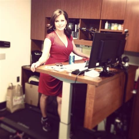 Tall Writing Desk How I Work Robin Meade Ftvlive