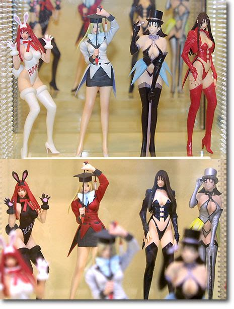 Pvc G Taste Bib Ori g taste trading figure vol 4 sawatori original ver my anime shelf