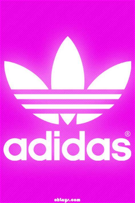 wallpaper adidas pink pink adidas iphone wallpaper 1185 ohlays