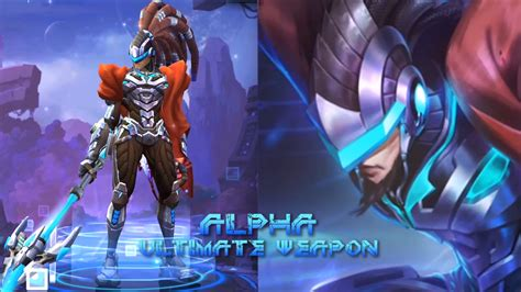 wallpaper mobile legend alpha ultimate alpha guide the ultimate weapon mobile legends