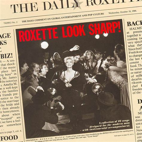 Looks Sharp by Roxette Look Sharp