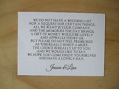 21 best monetary gift wording images on wedding gift poem wedding stuff and couples