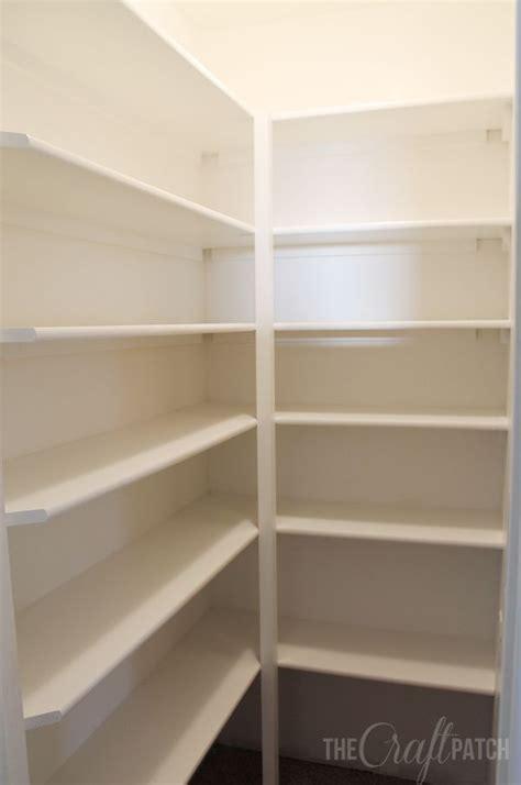 abstellkammer schrank how to build pantry shelves selbst bauen umbau und
