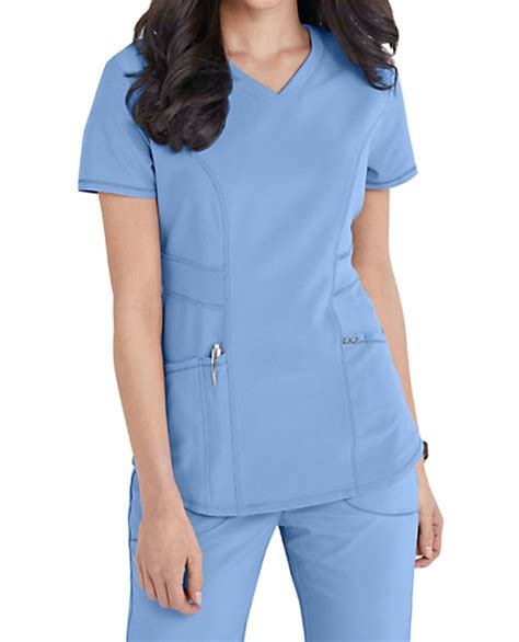 knit scrub tops knit waist tops with certainty scrubs beyond