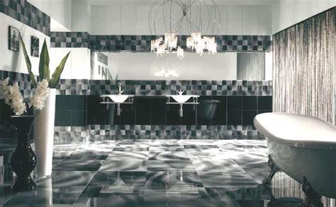 weißes glasfliesen badezimmer wohnzimmer decken design