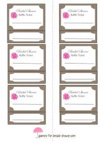 Blank Event Ticket Template by Doc 500231 Blank Tickets Template Free Printable Event