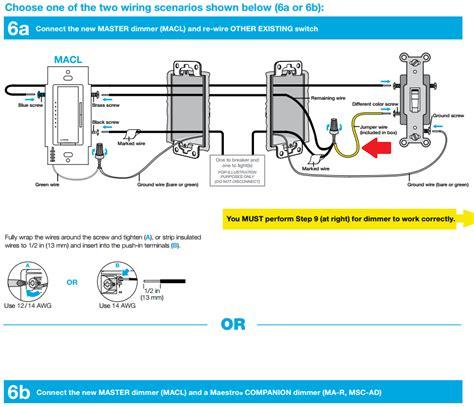 lutron dimmer wiring diagram lutron maestro wiring diagram efcaviation
