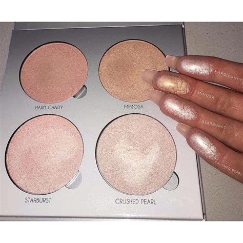 Glow Kit Higlither beverly glow kit in gleam material