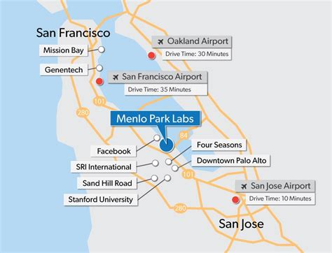 menlo park california map menlo park labs about