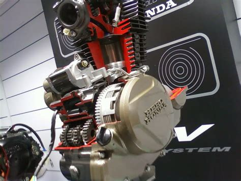 Honda Splendor Engine Diagram