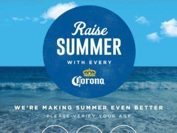 Corona Summer Sweepstakes - the corona summer 2016 sweepstakes