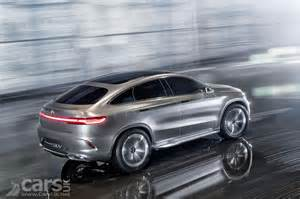 mercedes concept coupe suv pictures cars uk