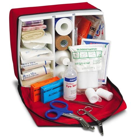 oficina first medical botiquin tipo maletin mediano con dotaci 243 n ofi5
