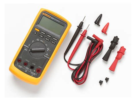 Multimeter Fluke 83 fluke 83v digital multimeter 80 series v tequipment net