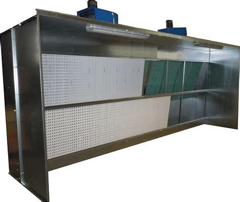 cabine di verniciatura cabina di verniciatura a secco wfp gamma impianti