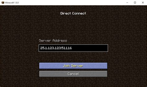 How To Find Other Peoples Ip Is There A Way To Play Minecraft With A Friend Using Quot Open