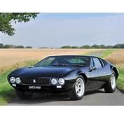 1967→1971 De Tomaso Mangusta  SuperCarsnet