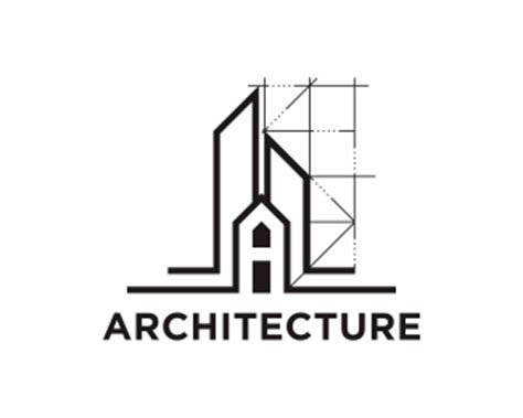 Design Firm Names by Architecture Designed By Flat Brandcrowd