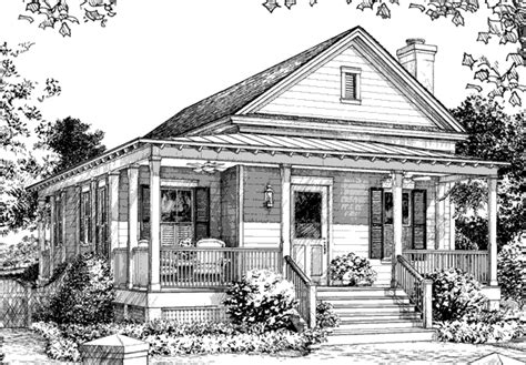 old southern house plans old pond place moser design group southern living