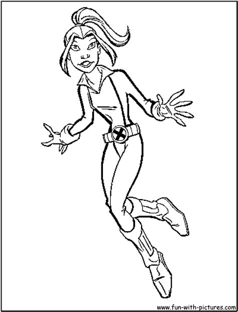 xmen coloring pages free printable colouring pages for