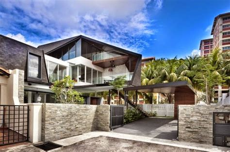 50 stunning houses in singapore architecture now