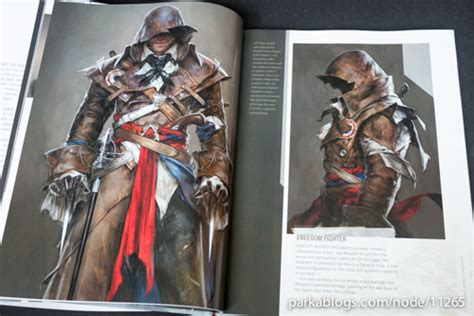the art of assassinss book review the art of assassin s creed unity parka blogs