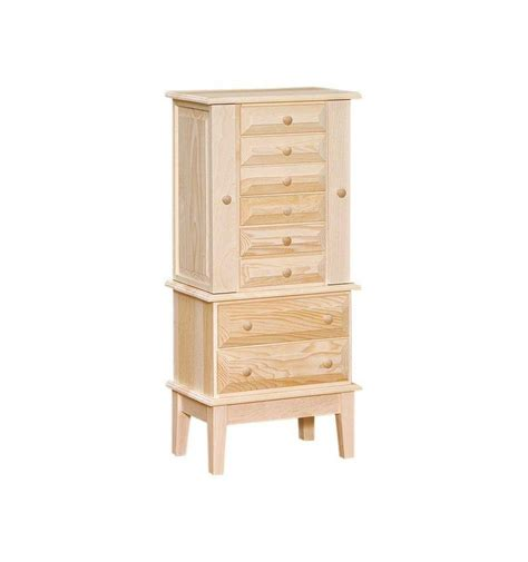 20 inch cabinet 20 inch shaker jewlery cabinet simply woods furniture