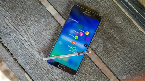 Samsung Note 2 Second samsung galaxy note 5 review