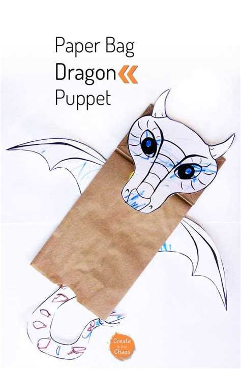 How To Make A Paper Bag Puppet Of A Person - paper bag puppet paper bag puppets paper bags