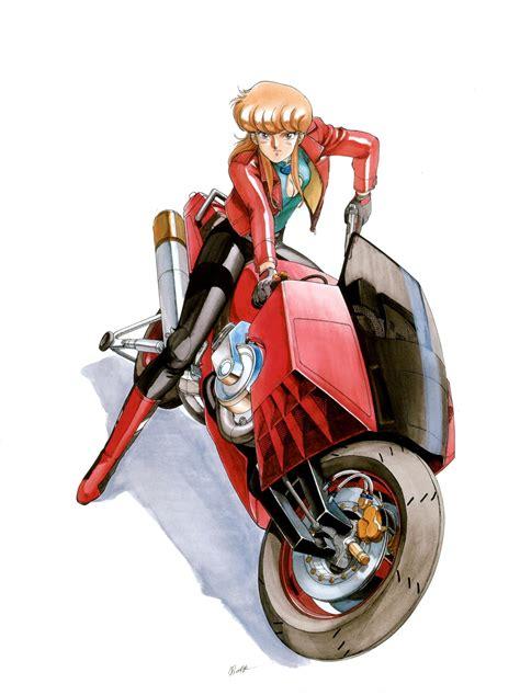 bubblegum crisis zerochan anime image board