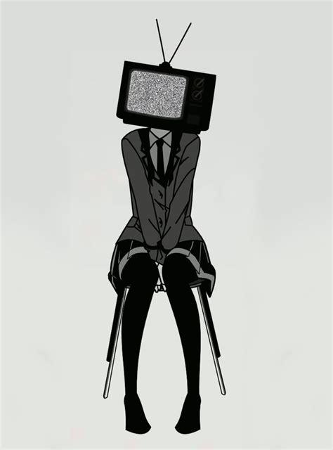 anime tv 23 best tv heads images on pinterest object heads tv