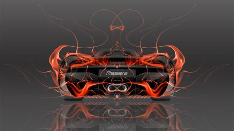 koenigsegg fire koenigsegg regera back fire abstract car 2015 el tony cars