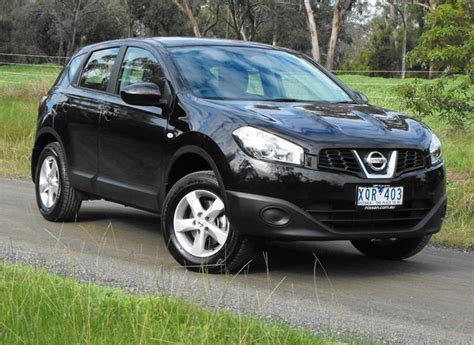nissan dualis black nissan dualis st manual review