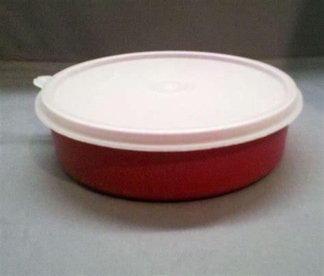 Tupperware 7 Circle Container tupperware bowl small container 1405