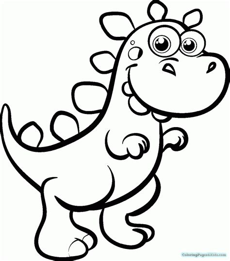 coloring pages of baby dinosaurs cute baby dinosaur coloring pages coloring pages for kids