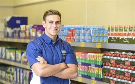 from shelf stacker to supermodel chiselled aldi worker scoops mr title but is still
