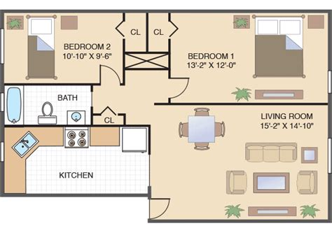 two bedroom apartments in hyattsville md arms