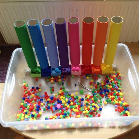 Farben Im Kindergarten Ideen by Die Besten 17 Ideen Zu Kleinkinder Spiele Auf