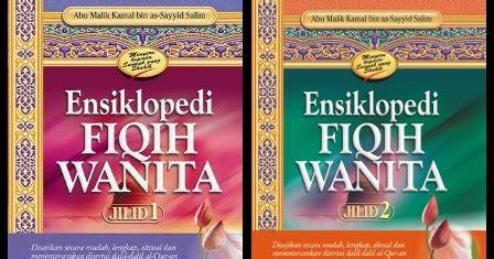 Buku Ensiklopedi Fikih Wanita Jilid 1 Pustaka Ibnu Katsir aya pustaka muslim ensiklopedi fiqih wanita