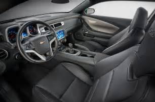 2015 chevrolet camaro ss special edition interior photo 1