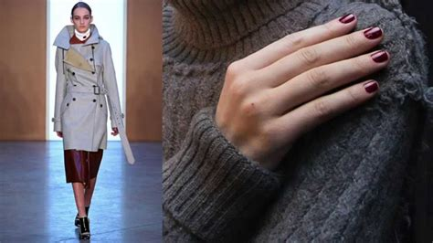 jinsoon nail lacquer   derek lam fw  fashion