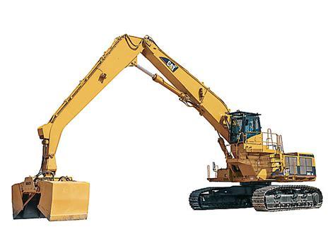 cat 385c mh material handler caterpillar